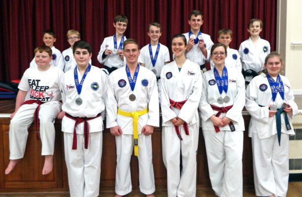 bungay taekwondo